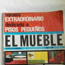 Coleccionismo de Revistas y Periódicos: REVISTA EL MUEBLE MAYO 1965. Lote 166849134