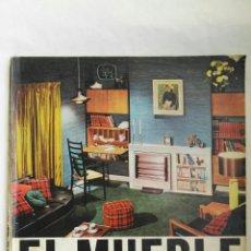 Coleccionismo de Revistas y Periódicos: REVISTA EL MUEBLE ABRIL 1965. Lote 166849201
