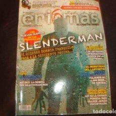 Coleccionismo de Revistas y Periódicos: LOTE 3 REVISTAS ENIGMAS . Lote 167026412