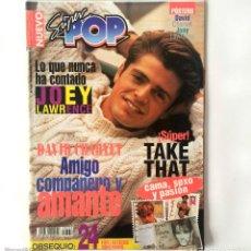 Coleccionismo de Revistas y Periódicos: REVISTA SUPER POP - SUPERPOP - Nº 435 - NOVIEMBRE 1994 - JOEY LAWRENCE TAKE THAT. Lote 167050256