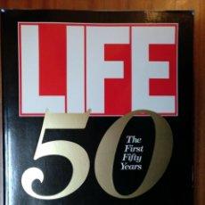 Coleccionismo de Revistas y Periódicos: REVISTA LIFE 50 THE FIRST FIFTY YEARS 1936-1986. Lote 167099204