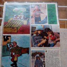 Coleccionismo de Revistas y Periódicos: MARISOL - ARTICULO ANTIGUO. Lote 167132868