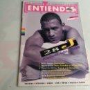 Coleccionismo de Revistas y Periódicos: ENTIENDES Nº 54 ACTUALIDAD DE LESBIANAS Y GAYS ( REVISTAS GAY AÑOS 90 ). Lote 167141424