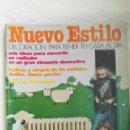 Coleccionismo de Revistas y Periódicos: REVISTA NUEVO ESTILO N 5 OCTUBRE 1977. Lote 167178630