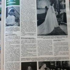 Coleccionismo de Revistas y Periódicos: ELENA ROMERO GASPAR CRISTINA FIGUEROA GONZALEZ ALEJANDRA ALLOZA LAFUENTE. Lote 167406280