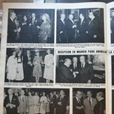 Coleccionismo de Revistas y Periódicos: FELIX RODRIGUEZ DE LA FUENTE. Lote 195153813