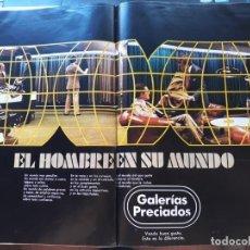 Coleccionismo de Revistas y Periódicos: ANUNCIO GALERIAS PRECIADOS. Lote 167573324