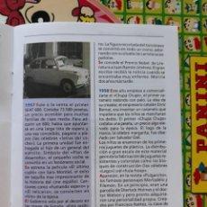 Coleccionismo de Revistas y Periódicos: EL SEAT 600. Lote 167592084