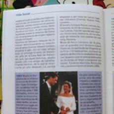Coleccionismo de Revistas y Periódicos: LA INFANTA CRISTINA. Lote 167593604