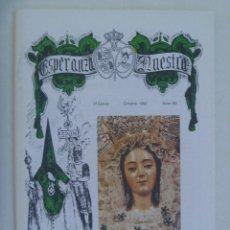 Coleccionismo de Revistas y Periódicos: SEMANA SANTA SEVILLA : BOLETIN INFORMATIVO HERMANDAD DE LA MACARENA. OCTUBRE 1992. Lote 167597828