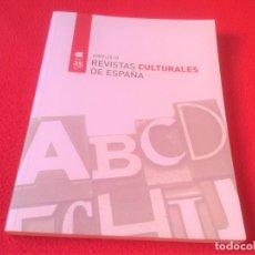 Coleccionismo de Revistas y Periódicos: REVISTA ARCE 2009-2010 REVISTAS CULTURALES DE ESPAÑA 117 PÁGINAS, VER FOTO/S Y DESCRIPCIÓN. Lote 167656936