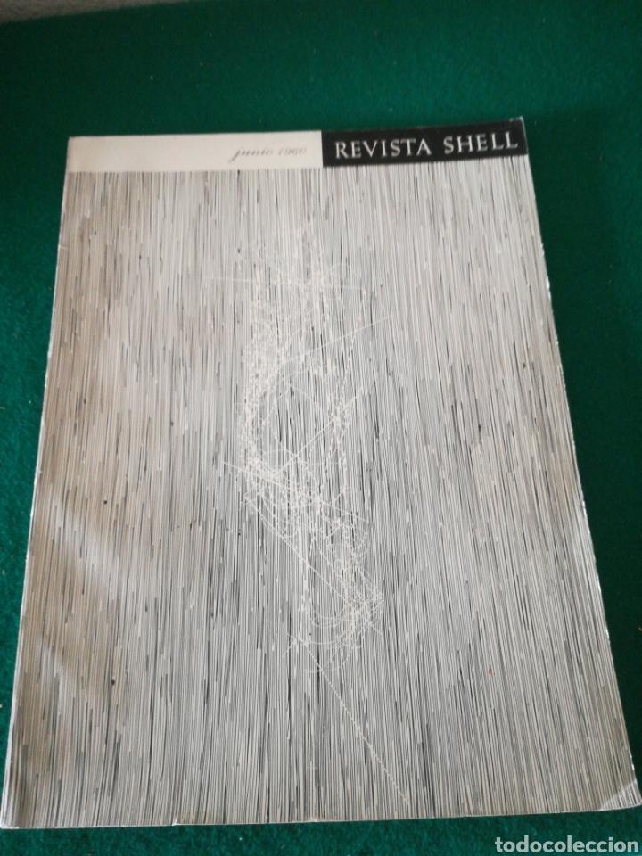 REVISTA SHELL (Coleccionismo - Revistas y Periódicos Modernos (a partir de 1.940) - Otros)