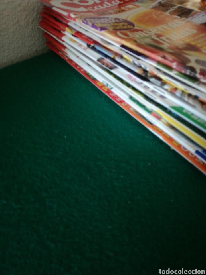 Coleccionismo de Revistas y Periódicos: LOTE REVISTAS COMER CADA DIA - Foto 6 - 167691996