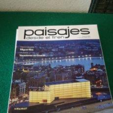Coleccionismo de Revistas y Periódicos: LOTE REVISTAS PAISAJES DESDE EL TREN. Lote 167692358