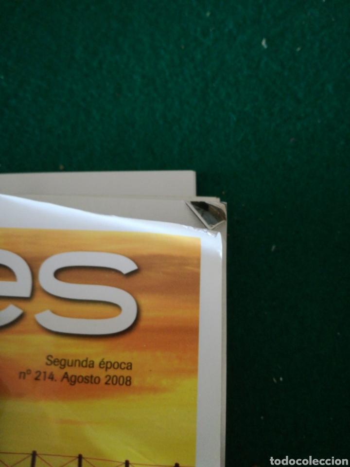 Coleccionismo de Revistas y Periódicos: LOTE REVISTAS PAISAJES DESDE EL TREN - Foto 6 - 167692358