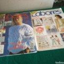Coleccionismo de Revistas y Periódicos: LOTE REVISTAS LABORES. Lote 167692656