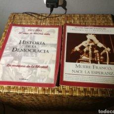 Coleccionismo de Revistas y Periódicos: EL MUNDO HISTORIA DE LA DEMOCRACIA. Lote 167750102