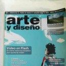 Coleccionismo de Revistas y Periódicos: REVISTA ARTE Y DISEÑO POR ORDENADOR N 76. Lote 167755797