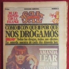Coleccionismo de Revistas y Periódicos: REVISTA SAL COMUN Nº 8. 1978. . Lote 167757180