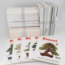 Coleccionismo de Revistas y Periódicos: BONSAI ACTUAL. LOTE DE 94 REVISTAS DEL 9 AL 103 FALTA LA 83 (VVAA) TYRIS, 1988. OFRT. Lote 207638346