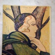Coleccionismo de Revistas y Periódicos: PERIÓDICO (DIARIO) ABC 4 FEBRERO 1933. Lote 167793932