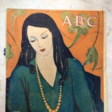 Coleccionismo de Revistas y Periódicos: PERIODICO ABC 4 ENERO DE 1933. Lote 167794400