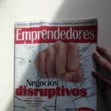 Coleccionismo de Revistas y Periódicos: EMPRENDEDORES Nº 194 - NOVIEMBRE 2013. Lote 167795272