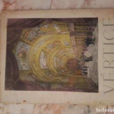 Coleccionismo de Revistas y Periódicos: VÉRTICE 64 AÑO 1943. Lote 167932428
