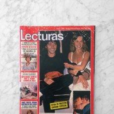 Coleccionismo de Revistas y Periódicos: LECTURAS - 1980 - MARISOL Y GADES, GRACITA MORALES, ROCIO JURADO, JULIO IGLESIAS, ARTURO FERNANDEZ. Lote 167952296