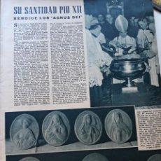 Coleccionismo de Revistas y Periódicos - 1948 papa pio xii - 167957508