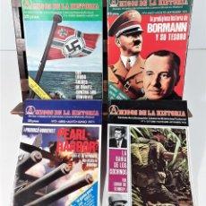 Coleccionismo de Revistas y Periódicos: REVISTA. AMIGOS DE LA HISTORIA. 4 EJEMPLARES. PUBLICACIONES REUNIDAS SA. 1970/71.. Lote 168028116