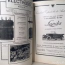 Coleccionismo de Revistas y Periódicos: 5 NÚMEROS : ANALES DE LA ASOCIACIÓN DE INGENIEROS. (1922 - 1929 - 1930) FOTOS ANUNCIOS MOTORES. Lote 168130420