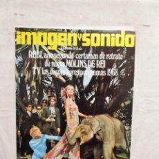 Coleccionismo de Revistas y Periódicos: REVISTA IMAGEN Y SONIDO FEBRERO 69 Nº 68. Lote 168218712