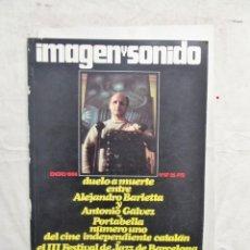 Coleccionismo de Revistas y Periódicos: REVISTA IMAGEN Y SONIDO ENERO 69 Nº 67. Lote 168219000