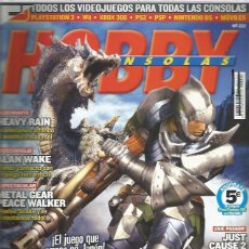 Coleccionismo de Revistas y Periódicos: HOBBY CONSOLAS 222. Lote 168259980