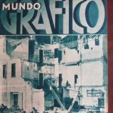 Coleccionismo de Revistas y Periódicos: MUNDO GRAFICO AÑO 1931 ANGEL PESTAÑA. Lote 168274592