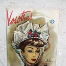 Coleccionismo de Revistas y Periódicos: REVISTA VOSOTRAS 29 DE ABRIL DE 1948 Nº 683. Lote 168275996