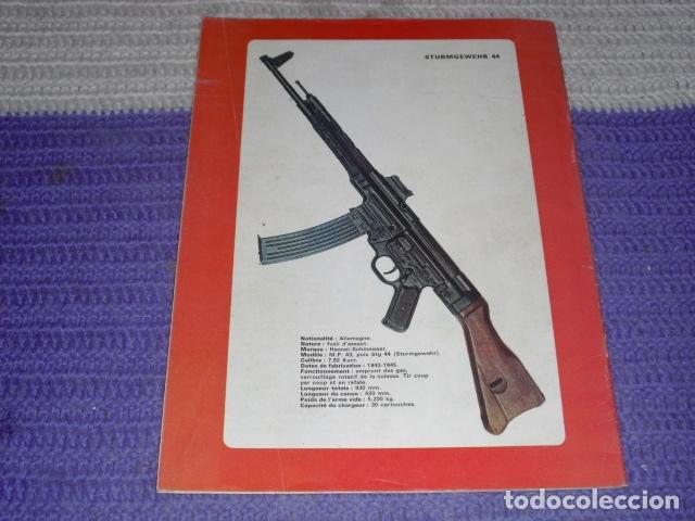 Coleccionismo de Revistas y Periódicos: 11 FASCICULOS - LES FORCES ARMÉES DE LA DERNIÈRE GUERRE . AÑO 1980. - Foto 4 - 168370976