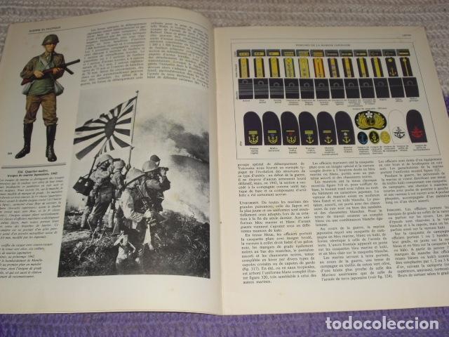 Coleccionismo de Revistas y Periódicos: 11 FASCICULOS - LES FORCES ARMÉES DE LA DERNIÈRE GUERRE . AÑO 1980. - Foto 7 - 168370976