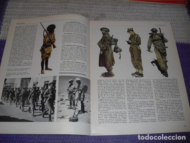 Coleccionismo de Revistas y Periódicos: 11 FASCICULOS - LES FORCES ARMÉES DE LA DERNIÈRE GUERRE . AÑO 1980. - Foto 11 - 168370976