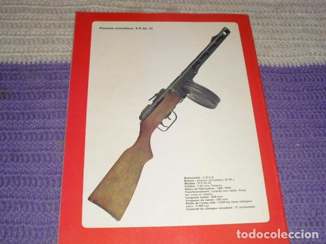 Coleccionismo de Revistas y Periódicos: 11 FASCICULOS - LES FORCES ARMÉES DE LA DERNIÈRE GUERRE . AÑO 1980. - Foto 12 - 168370976