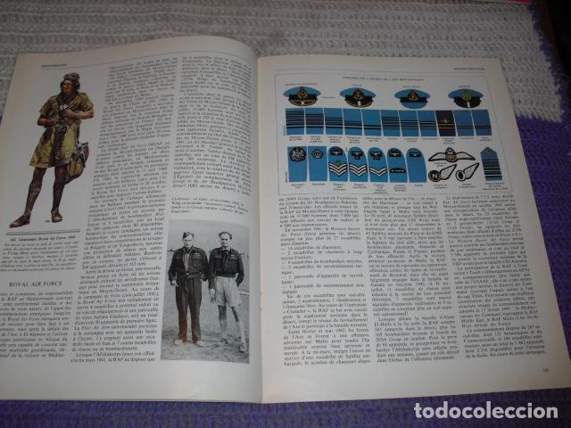 Coleccionismo de Revistas y Periódicos: 11 FASCICULOS - LES FORCES ARMÉES DE LA DERNIÈRE GUERRE . AÑO 1980. - Foto 15 - 168370976