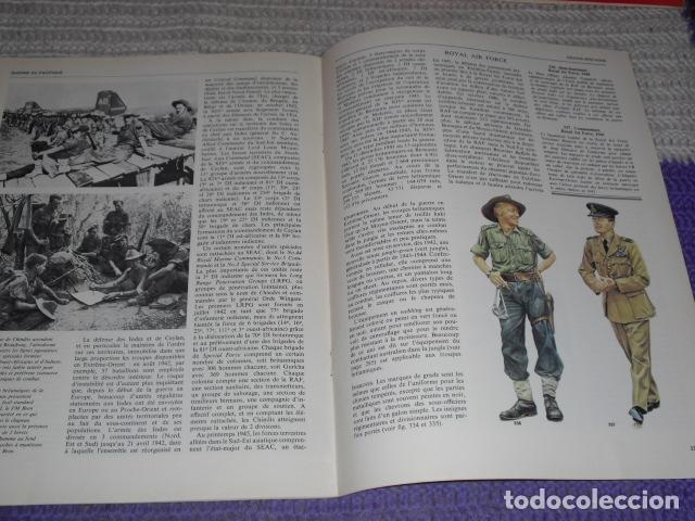 Coleccionismo de Revistas y Periódicos: 11 FASCICULOS - LES FORCES ARMÉES DE LA DERNIÈRE GUERRE . AÑO 1980. - Foto 16 - 168370976