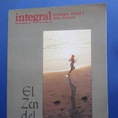 Coleccionismo de Revistas y Periódicos: INTEGRAL MONOGRAFICO 1987 , NUMERO 15. EL ZEN DEL CORRER , FRED ROHE. Lote 179137100