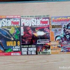 Coleccionismo de Revistas y Periódicos: 6 REVISTAS PLAYSTATION POWER - PLAY MANIA - PLAYSTATION. Lote 168466784