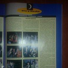Coleccionismo de Revistas y Periódicos: ALASKA - AZUCAR MORENO - ROSSY DE PALMA. Lote 151006902