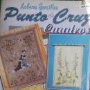 Coleccionismo de Revistas y Periódicos: REVISTA LABORES SENCILLAS PUNTO DE CRUZ LOTE. Lote 168506025