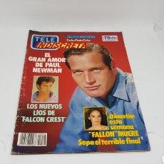 Coleccionismo de Revistas y Periódicos: TELE INDISCRETA TELEINDISCRETA NUMERO 66 DINASTIA FALCON CREST. Lote 168527340