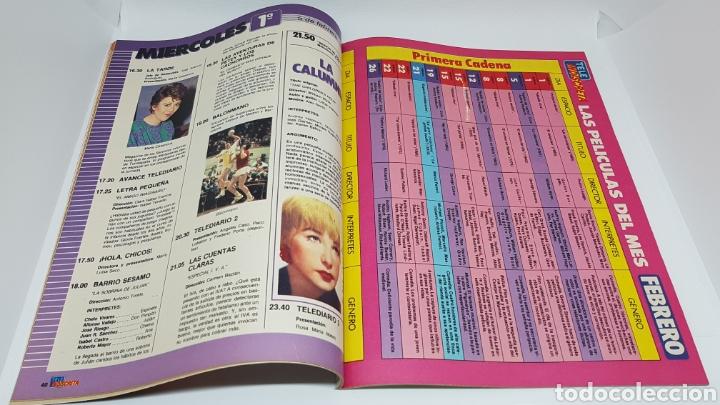 Coleccionismo de Revistas y Periódicos: TELE INDISCRETA TELEINDISCRETA NUMERO 51 FALCON CREST - Foto 2 - 168530960