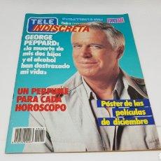 Coleccionismo de Revistas y Periódicos: TELE INDISCRETA TELEINDISCRETA NUMERO 42 COMIC EQUIPO A DON QUIJOTE DE LA MANCHA. Lote 168537180